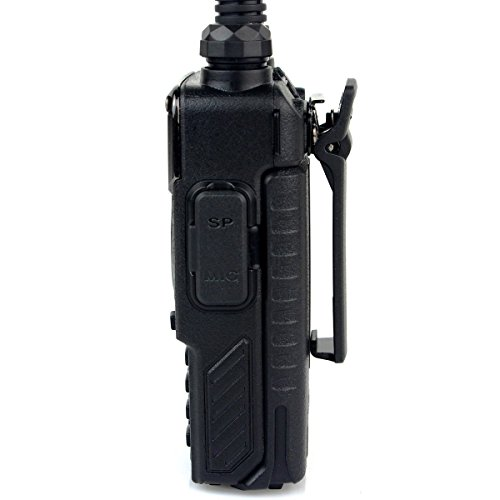 Retevis RT-5RV Walkie Talkies 5W 128CH Dual Band VHF/UHF 136-174/400-520 MHz VOX CTCSS/DCS FM Ham Radio with Earpiece (10 Pack) and Speaker Mic (10 Pack) by Retevis (Image #8)'