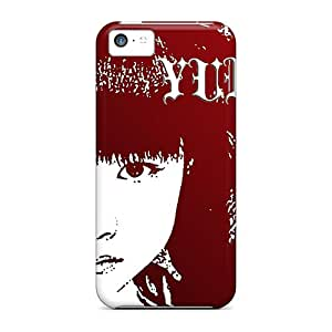 Quality CalvinDoucet Cases Covers With Yuimetal Nice Appearance Compatible With Iphone 5c