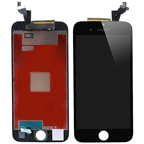New LCD Dispaly Touch Screen Digitizer Assembly Replacement For iPhone 6S 4.7 Inch (Black)