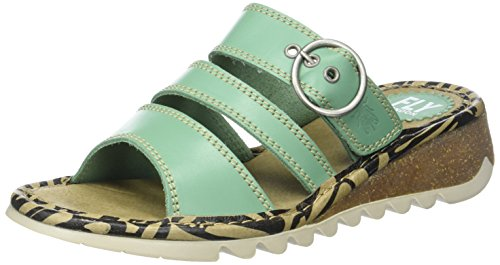 FLY THE724FLY LONDON RED P500724003 Mynt SANDAL OWwqTgF6