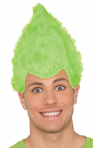 (Forum Novelties 78106 Furry Elf Wig Costume Accessory, One Size,)