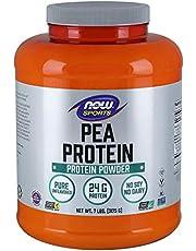 NOW Foods - Now Sports Pea Protein Powder Creamy Chocolate