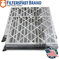 FiltersFast Compatible Replacement for Trane 21 x 23 x 5 (Actual Size: 20.1 x 23.2 x 5) Perfect Fit BAYFTAH23M Filter 2-Pack MERV 8