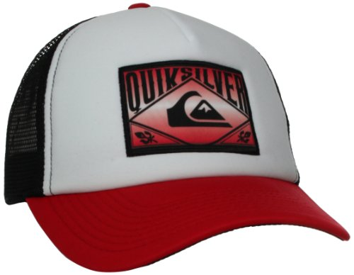 (Quiksilver Men's Jelly Hat, Red, One Size)