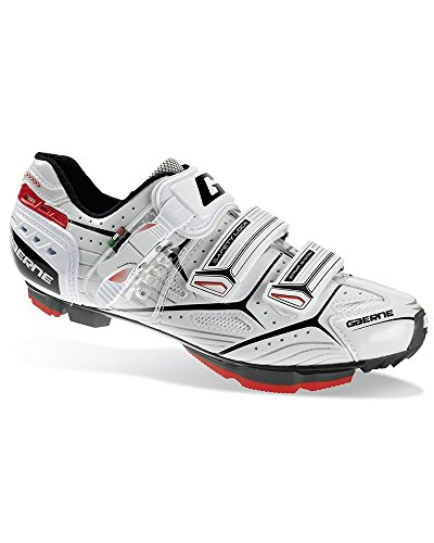 Gaerne G.Olympia Scarpe MTB Ciclismo, White - 45