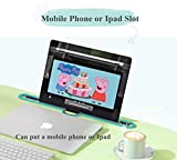 Lap Desk Lap Tray for Kids Adults, pgooodp Bed