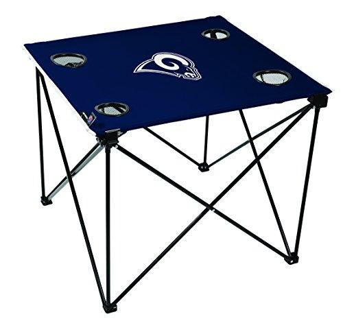 (NFL Los Angeles Rams Unisex NFL OS Laram TLG8 Delux Tablnfl OS Laram TLG8 Delux Tabl, White, No Size)