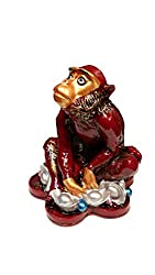 2016 Monkey Feng Shui Auspicious Monkey Siting Coins for Wealth Luck