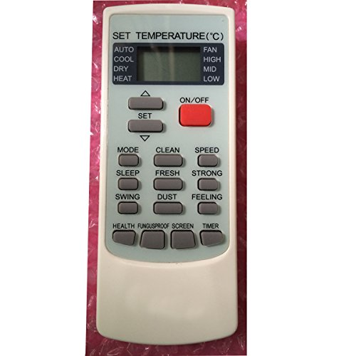 Generic Replacement Air Conditioner Remote Control For Bio Saturn Ykr H 002E Ykr H 106E Yk H 002E Yk H 106E