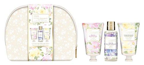 (Baylis & Harding Royale Bouquet Small Floral Bag Set, 215 Gram)