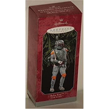 Hallmark Keepsake Ornament Star Wars (Boba Fett)
