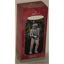 Hallmark Keepsake Ornament Star Wars (Boba Fett)