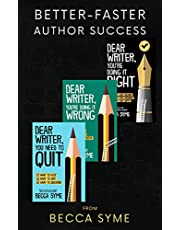 Better-Faster Author Success: Quitbooks Bundle (QuitBooks for Writers)