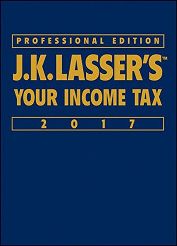 J K  Lassers Your Income Tax 2017