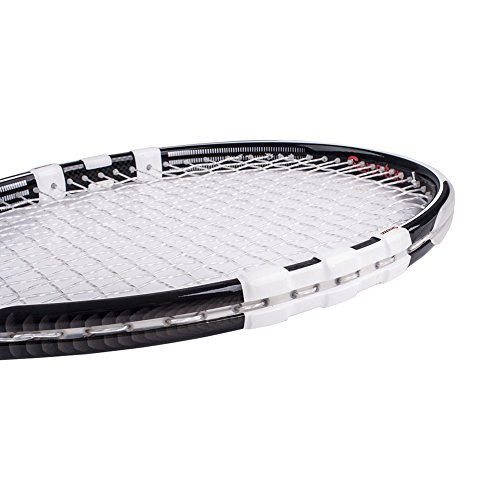 Senston Adult Full Carbon /AluminiumTennis Racket,Carbon Fiber Tennis Racquet,Including Tennis Cover,Better Stability