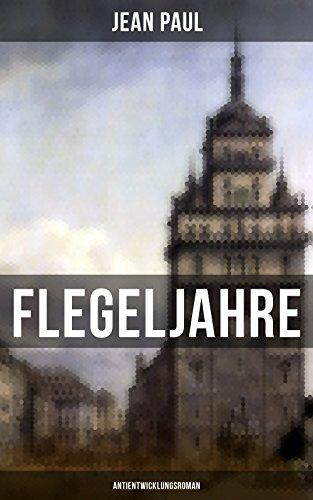 Flegeljahre (German Edition)
