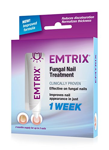 Emtrix Fungal Nail Treatment | Rapid Results | 1 Week Noticeable Effect |...