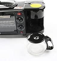 Huang Máquina de Desayuno casero multifunción Mini-en-uno Mini ...