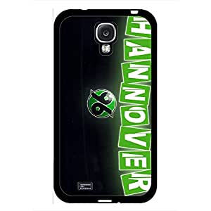Custom Hannover 1896 GmbH & Co KGaA Logo Protective Phone Case Black Hard Plastic Case Cover For Samsung Galaxy S4