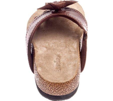 Wellness Sandals Casual Terra Chocolate Wellrox Chloe Women's tXZTxTqg