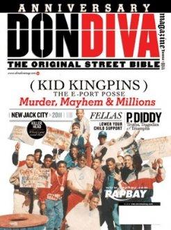 Download Don Diva Anniversary Magazine Issue # 0044 Kid Kingpins ebook