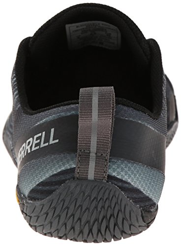 Merrell Men's Vapor Glove 2 Trail Running Shoe, Black/Castle Rock, 7 M US by Merrell (Image #2)