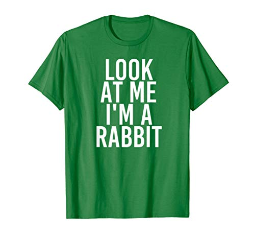 Rabbit Costume Group Easy Outfit Shirt for -