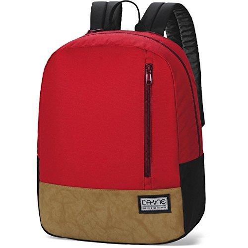 - Dakine Women's Jane 23L Laptop Sleeve Backpack, Scarlet, OS