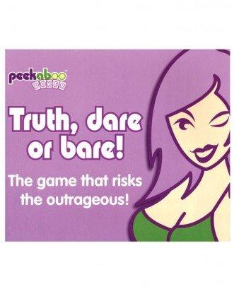 Truth Dare Or Bare