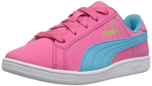 M Pink Fandango Buck Little Kid 13 US Kids Blue Sneaker Fun Atoll Marble Smash 5 PUMA SfqwB07AB