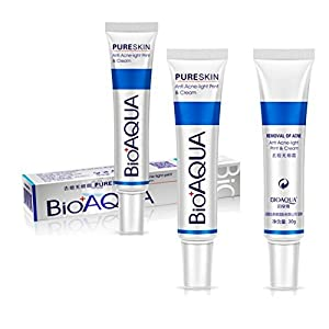 Removal Acne Scar Marks Cream Treatment Face Care Whitening Moisturizing