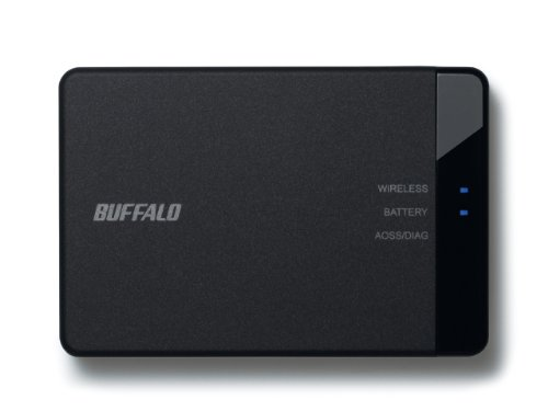 BUFFALO ポータブルWiFiルーター Portable Wi-Fi D...