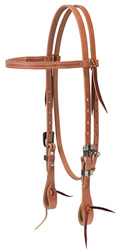 Weaver Leather Premium Harness Leather 5/8