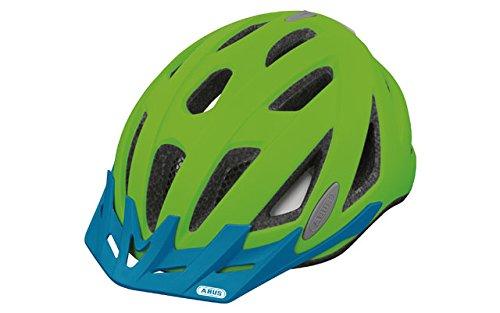 [해외] 신뢰 독일 브랜드 ABUS(아부스) 헬멧 어반I V2 (네온 그린) [일본 정규품/2년건 보증]