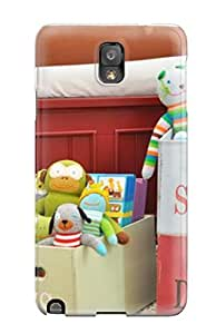 High Quality Jamella Boy8217s Red And White Storage Bins Skin Case Cover Specially Designed For Galaxy - Note 3
