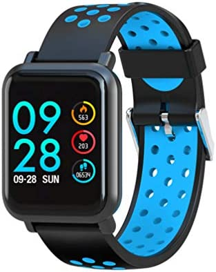 Leotec MultiSport Helse - Smartwatch, color azul: Amazon.es ...
