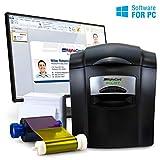 Complete AlphaCard ID Card Printer