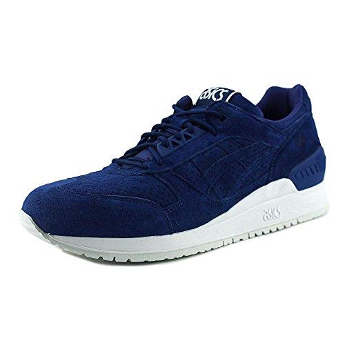 Onitsuka Tiger by Asics Unisex Gel-Respector Blue Print/Blue Print Sneaker Men's 13 (Tiger Athletic Sneakers)