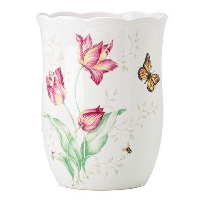 Lenox Butterfly Meadow Waste Basket by Lenox