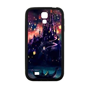 Cool painting Tangled Cell Phone Case for Samsung Galaxy S4