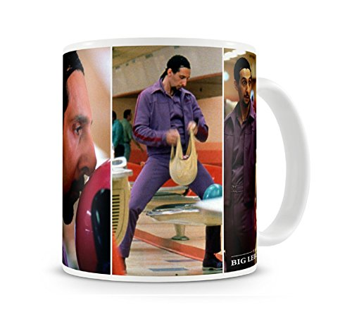 The Big Lebowski Mug Jesus Official White