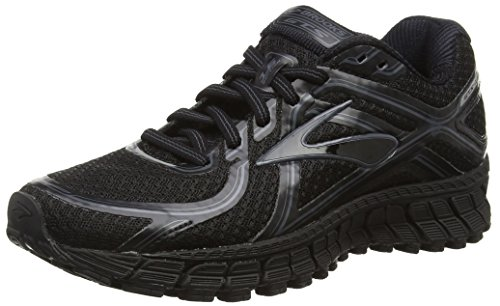 Brooks Womens Adrenaline Gts 16 Nero / Antracite