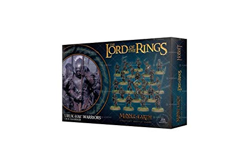 Lord of the Rings: Uruk-hai Warriors (Lord Of Rings Games Workshop)