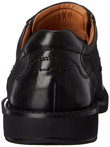 ECCO  Seattle Lace, Chaussures de ville à lacets pour homme Noir noir 46