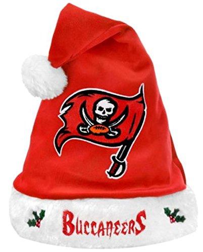 FOCO Tampa Bay Buccaneers 2012 Solid Logo Santa - Pant Football Solid Game