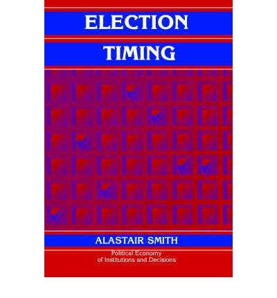 Download [(Election Timing )] [Author: Alastair Smith] [Jul-2004] ebook