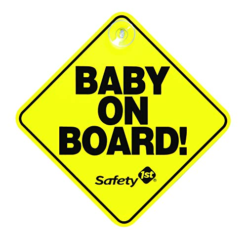 safety 1st baby on board sign - 6