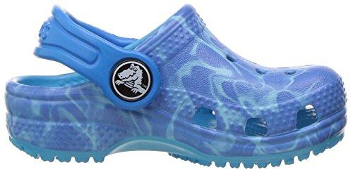 Color Crocs Blue Niños multi Azul 204118 Unisex Zuecos nZZaWSpY