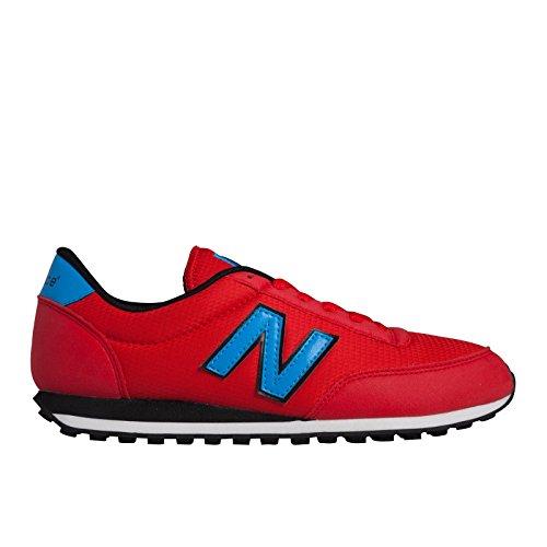 sdr Hombre Clasico U410 Rojo Zapatillas Balance De Red New Para Deporte q0wzOxBE