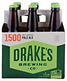Drakes Brewing Co, Pale 1500, 6pk, 12 Fl Oz
